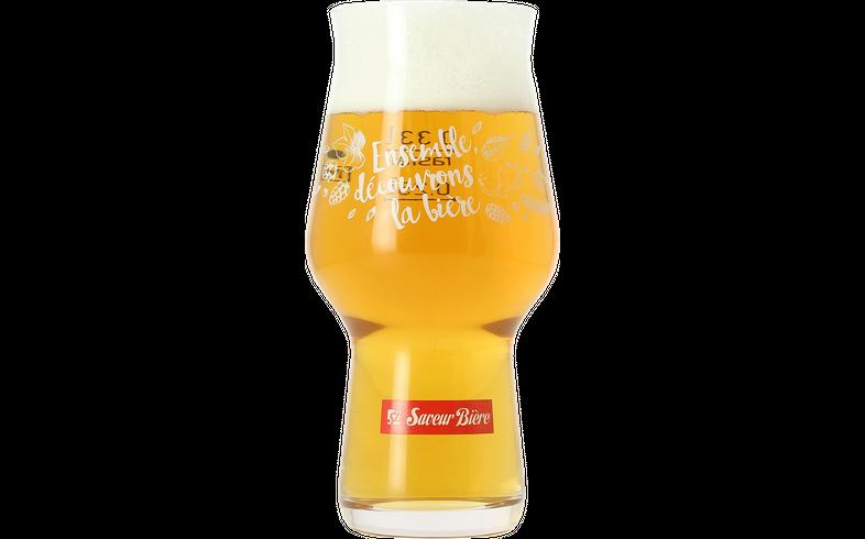 Bierglazen - Glas Craft Master Saveur Bière
