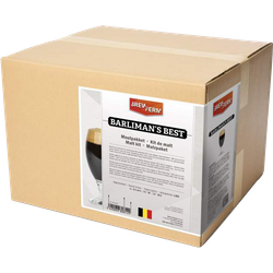 Recipes for all-grain - Brewferm Barliman's Best all-grain homebrew kit