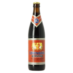 Bottled beer - Löwenbräu Triumphator