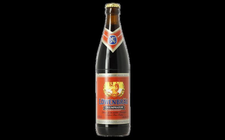 Bottled beer - Löwenbräu Triumphator