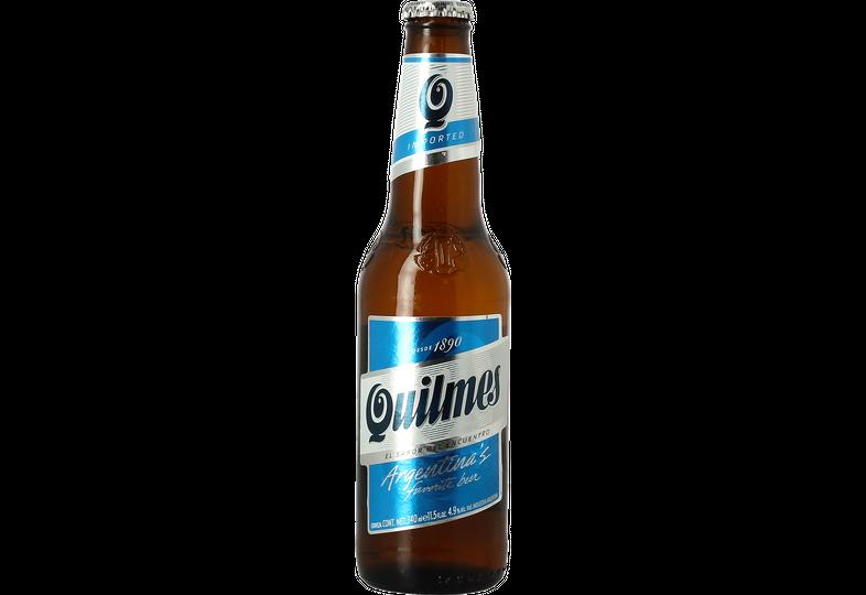 Bottled beer - Quilmes