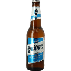 Bottled beer - Quilmes