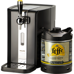 Beer dispensers - PerfectDraft Leffe Blonde Dispenser Pack