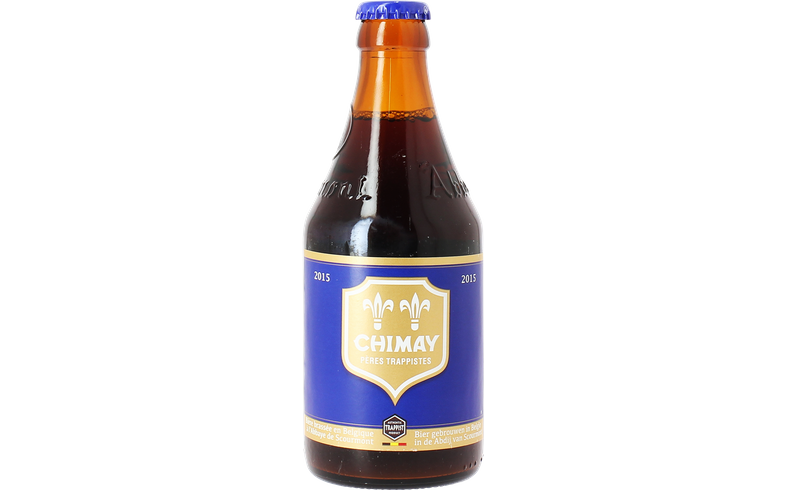 Bottled beer - Chimay Blue