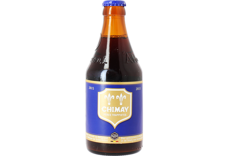 Bouteilles - Chimay bleue