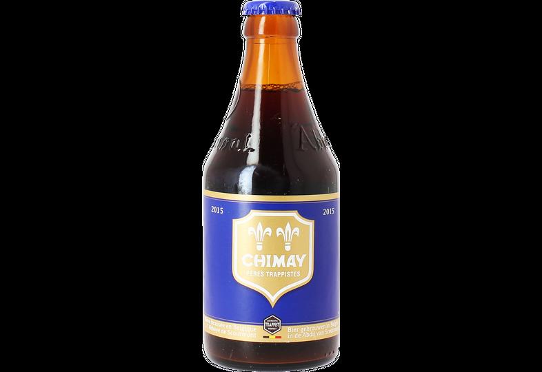 Flaskor - Chimay Blå