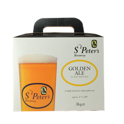 Beer kits - Muntons St Peters Golden Ale Beer Kit