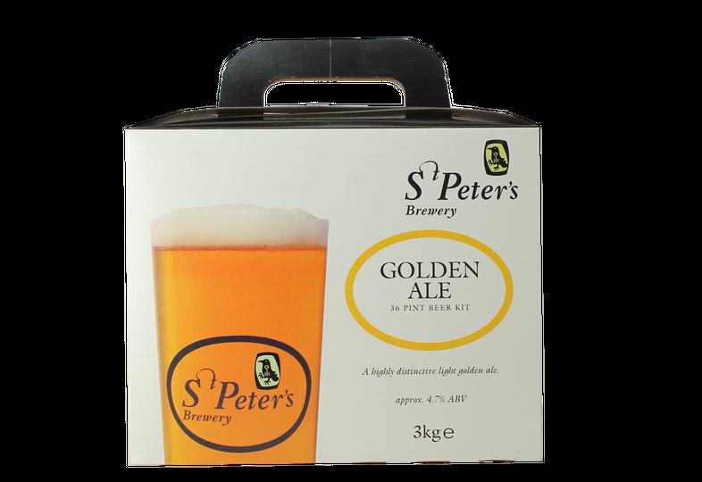 Beer kits - Muntons St Peters Golden Ale Beer Kit