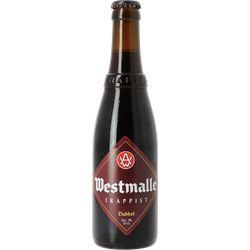 Bottled beer - Westmalle Dubbel Brune