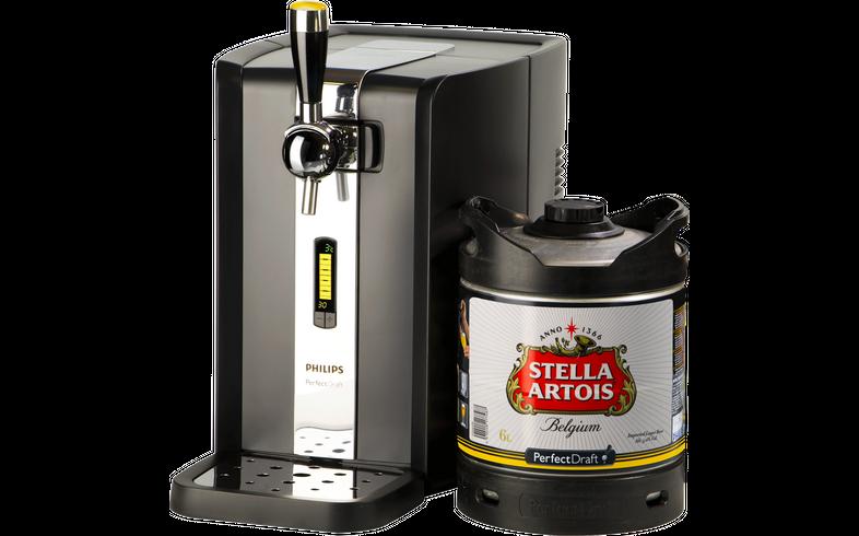Tireuse à bière - Pack Tireuse Perfectdraft Stella Artois