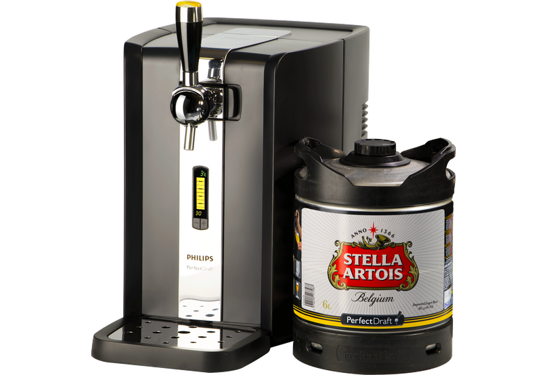 Beer dispensers - PerfectDraft Stella Artois Dispenser Pack