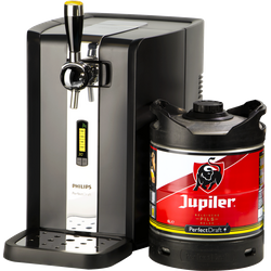 Thuistap - PerfectDraft Jupiler Starter Kit 6L + Machine promo - Perfect Draft