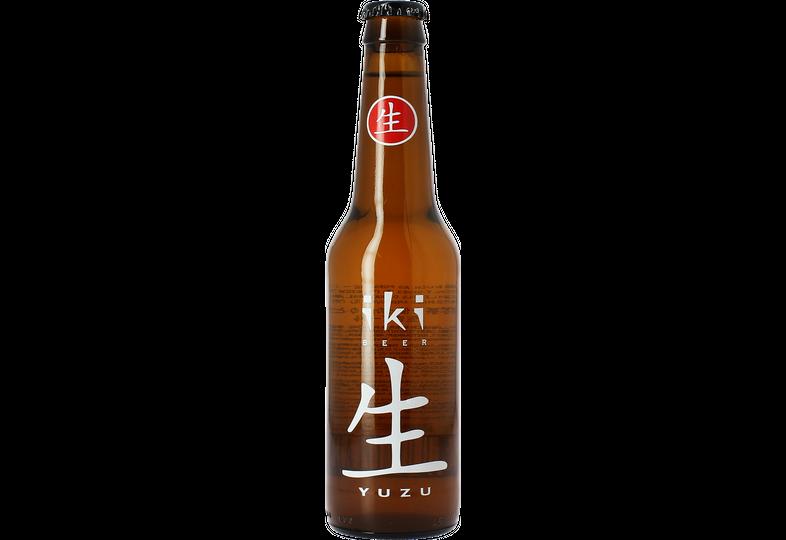 Bottled beer - Iki Beer