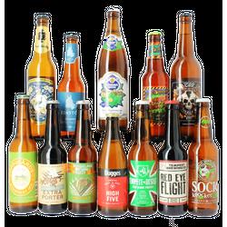 Pack de cervezas artesanales - Assortiment Coups de coeur de l'équipe - Juin 2016