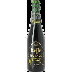 Bouteilles -   Leffe Royale Crystal - 33 cL