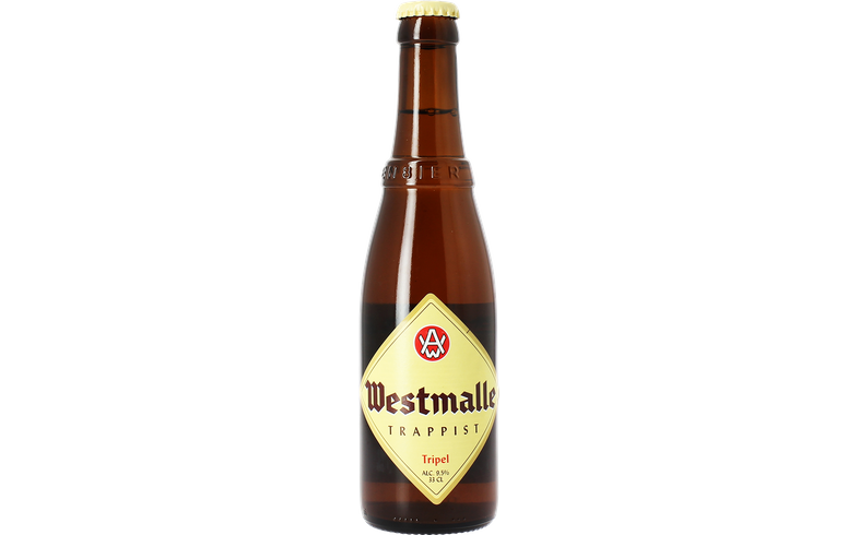 Bottled beer - Westmalle Tripel