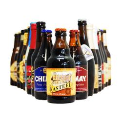Bierpakketten - Assortiment Merci beaucoup