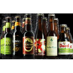 Europa Beer League - Assortiment Suède VS Italie