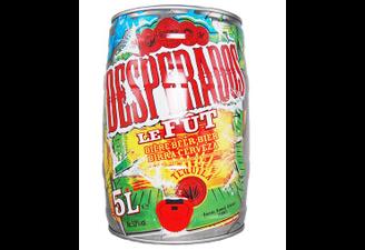 Fut 5l Desperados De La Brasserie Heineken Entreprise