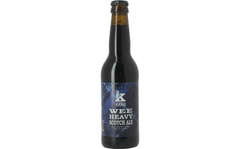 Bouteilles - Kees Wee Heavy Scotch Ale