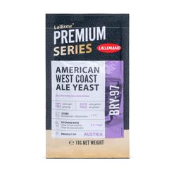 Levures pour fermentation - Lallemand Lalbrew levure à bière BRY-97 11g