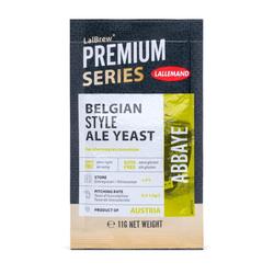 Levures de brasserie - Lallemand Lalbrew levure de bière Abbaye 11 g