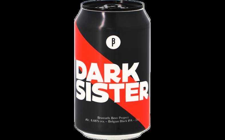 Bouteilles - Brussels Beer Project Dark Sister