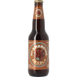 Bottled beer - St. Ambroise Érable