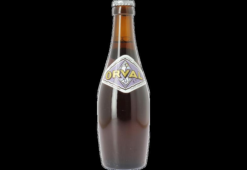 Bottled beer - Orval