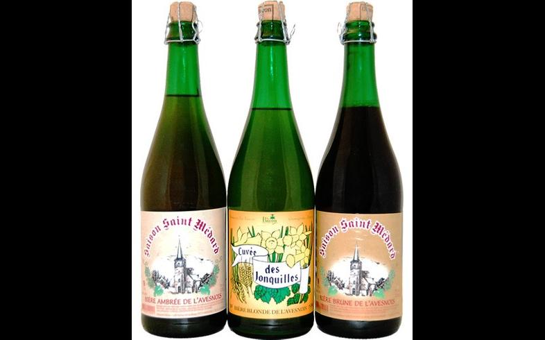 Pack de cervezas artesanales - Assortiment Au Baron 1
