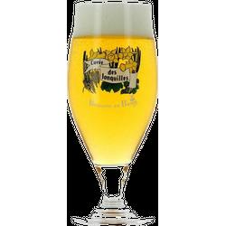 Beer glasses - Cuvée des Jonquilles glass - 33 cl