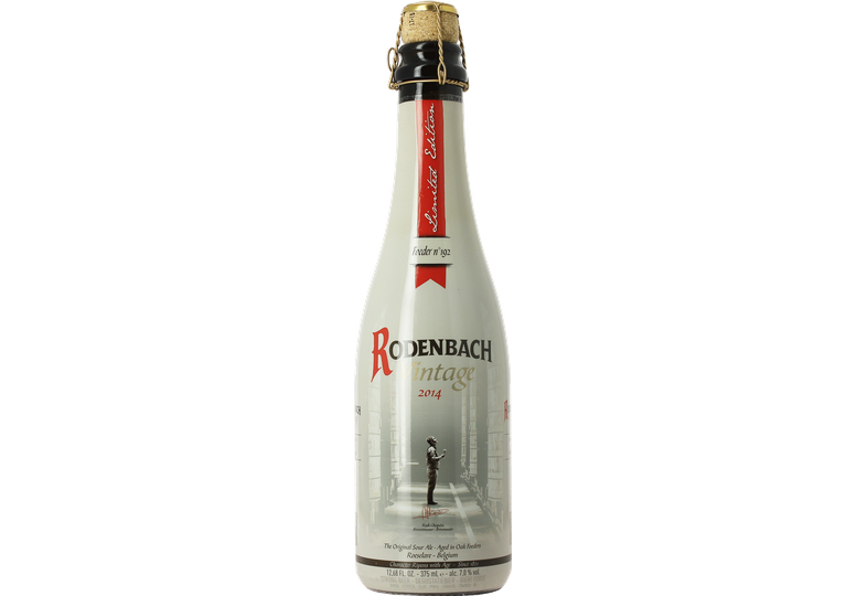 Flaskor - Rodenbach Vintage 2014