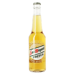 Flessen - San Miguel Fresca