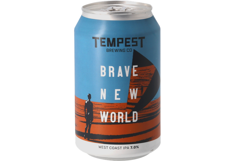 Flessen - Tempest Brave New World