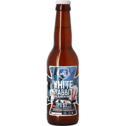 Bottled beer - Sainte Crucienne White Rabbit