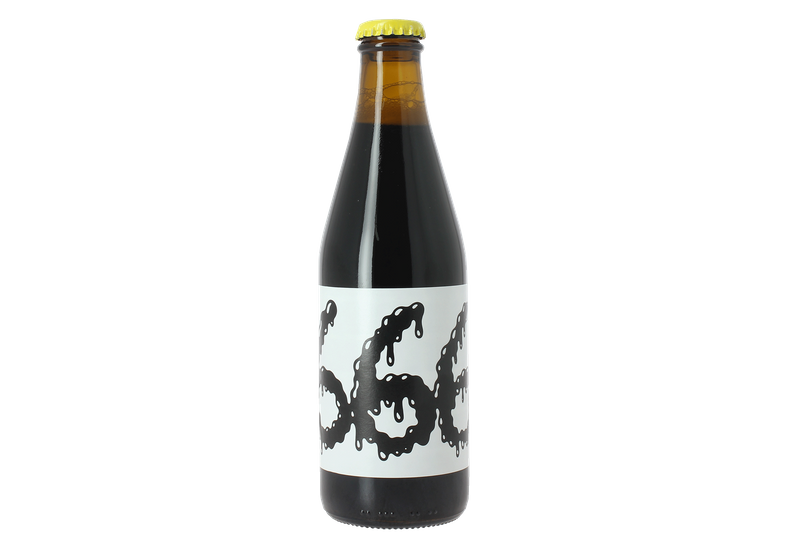 Bouteilles - Omnipollo Magic 666 - Black Mango IPA