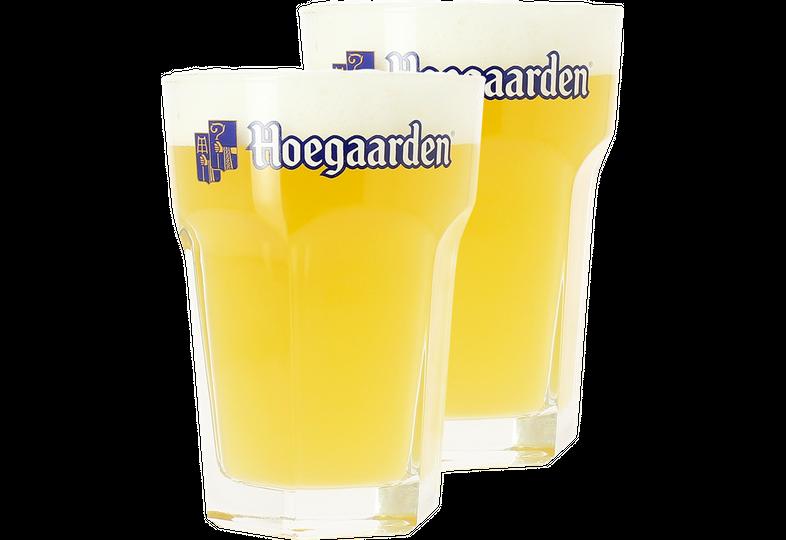 Bicchieri - 2 Bicchieri Hoegaarden - 33cl