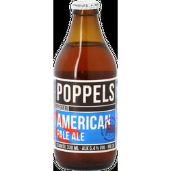 Bottled beer - Poppels American Pale Ale
