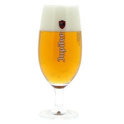 Bierglazen - Glas Jupiler voetglas