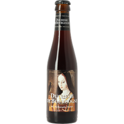 Bottled beer - Duchesse de Bourgogne