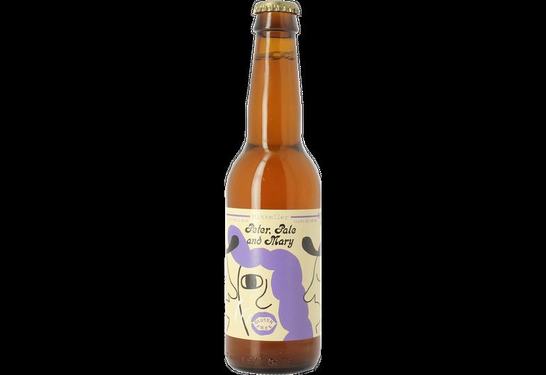 Bottled beer - Mikkeller Peter, Pale and Mary Gluten Free
