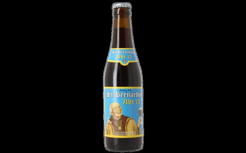 Bouteilles - Saint Bernardus Abt 12