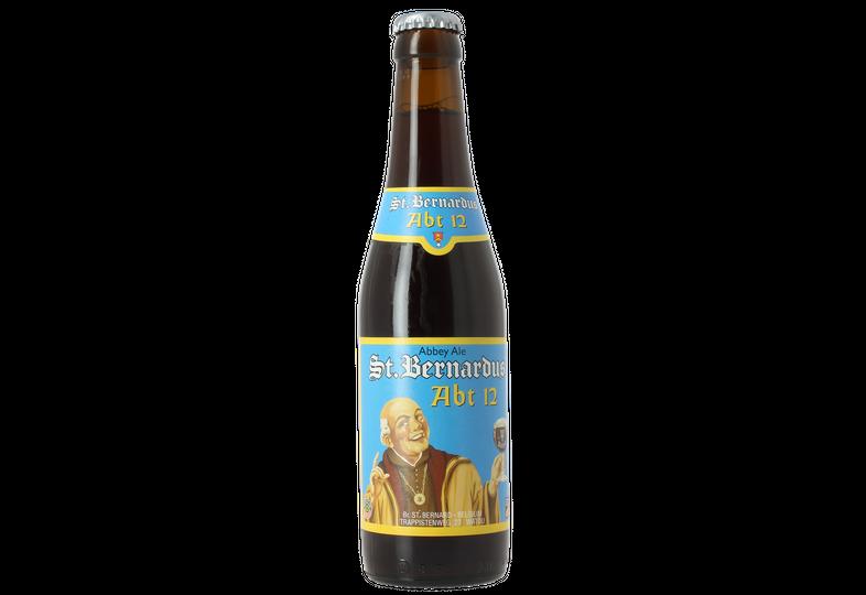 Bottled beer - Saint Bernardus Abt 12