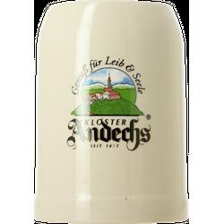 Vasos - Chope en grès Andechs