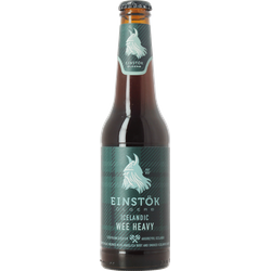 Bottled beer - Einstok Icelandic Wee Heavy