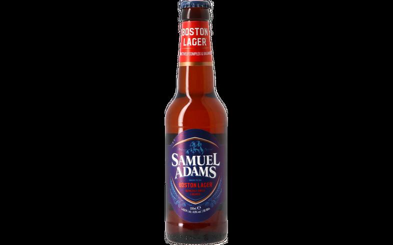 Botellas - Samuel Adams Boston Lager