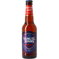 Flessen - Samuel Adams Boston Lager