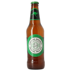 Bottled beer - Coopers Brewery Original Pale Ale