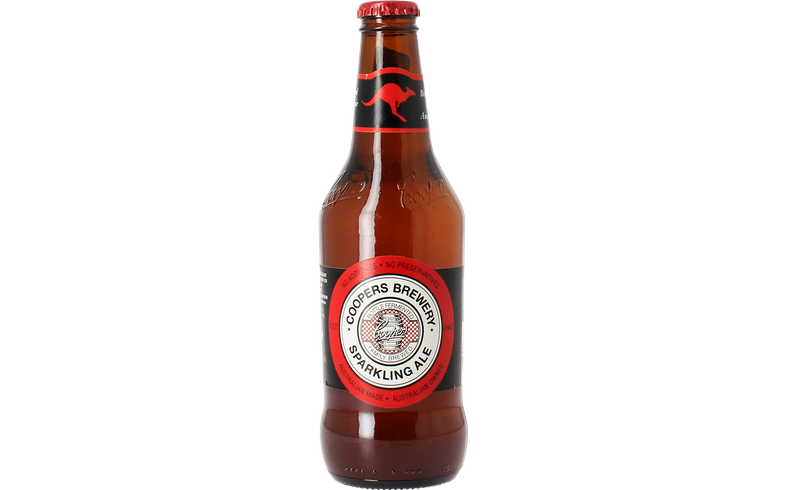 Bouteilles - Coopers Brewery Sparkling Ale