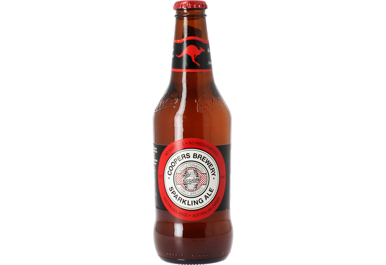 Botellas - Coopers Brewery Sparkling Ale